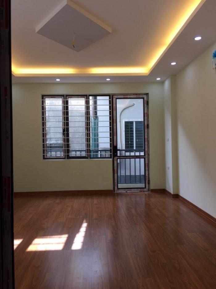 Bán nhà riêng Trương Định kinh doanh sầm uất – ô tô đỗ cửa.