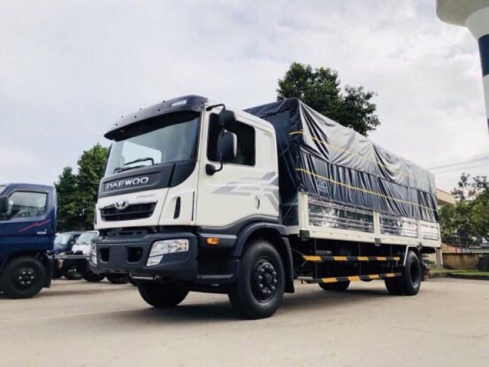 Daewoo Khác sản xuất năm 2018 Số tự động Xe tải động cơ Dầu diesel