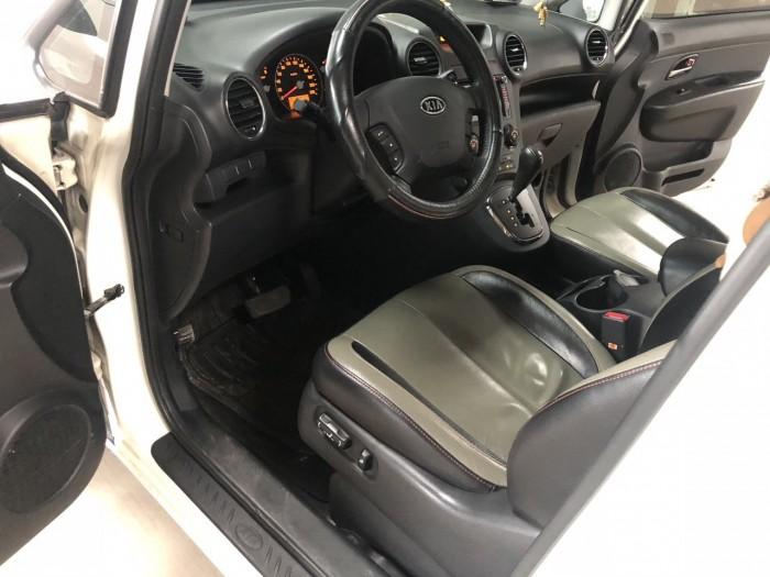 Bán Kia Carens S 2.0AT màu trắng số tự động sản xuất 2015 biển Sài Gòn