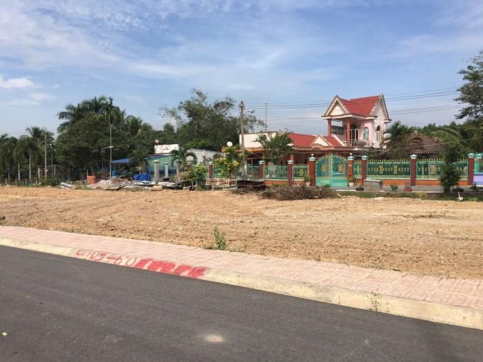 Đất nền ngay mt Nguyễn Hải- Long Thành. SHR. Thổ cư 100%.