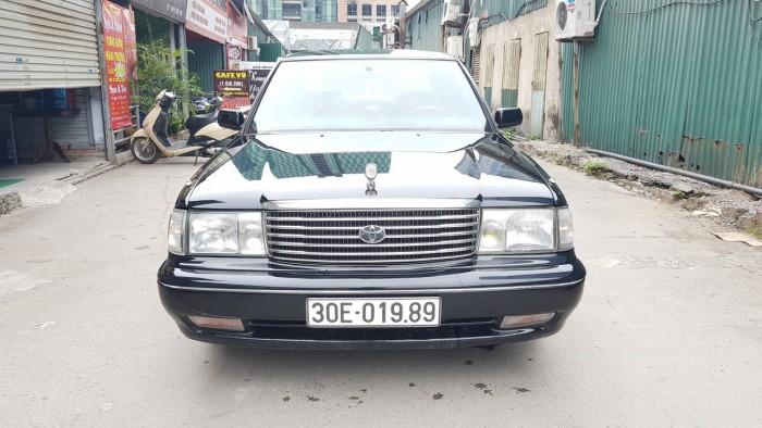 Toyota Crown sản xuất năm 1995 Số tay (số sàn) Động cơ Xăng