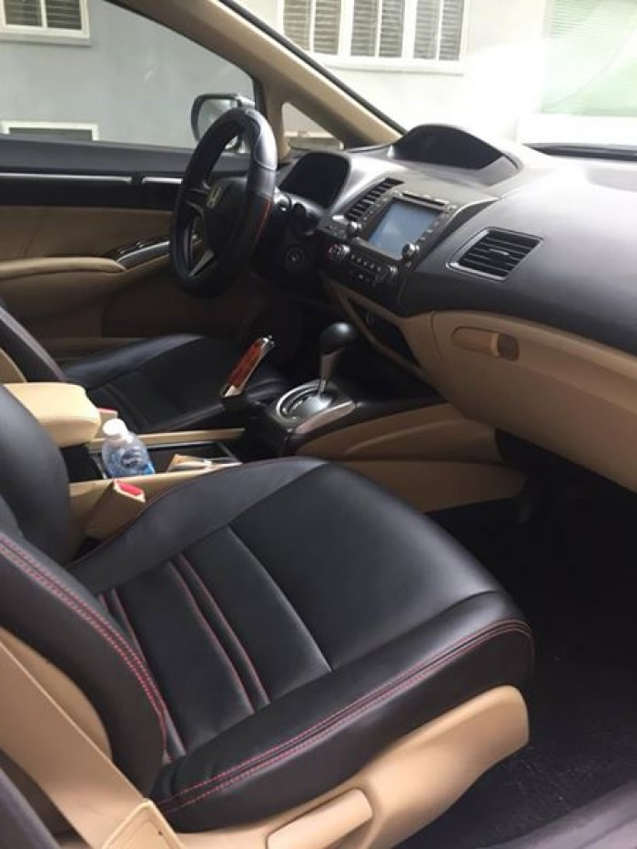 Cần bán xe Honda Civic 2008 tự động màu xám zin cực đẹp 3
