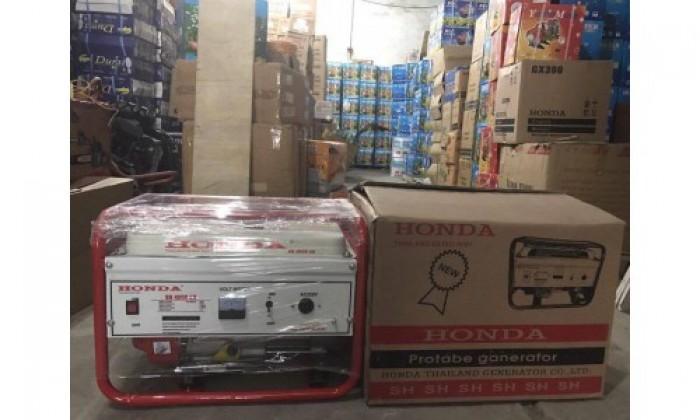 Đại lý phân phối máy phát điện 3kW chính hãng HONDA SH4500EX giá rẻ nhất toàn quốc tại Hà Nội3