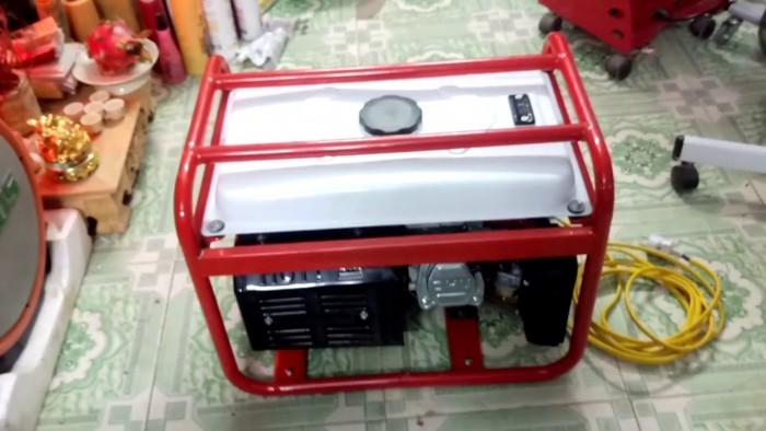 Đại lý phân phối máy phát điện 3kW chính hãng HONDA SH4500EX giá rẻ nhất toàn quốc tại Hà Nội2