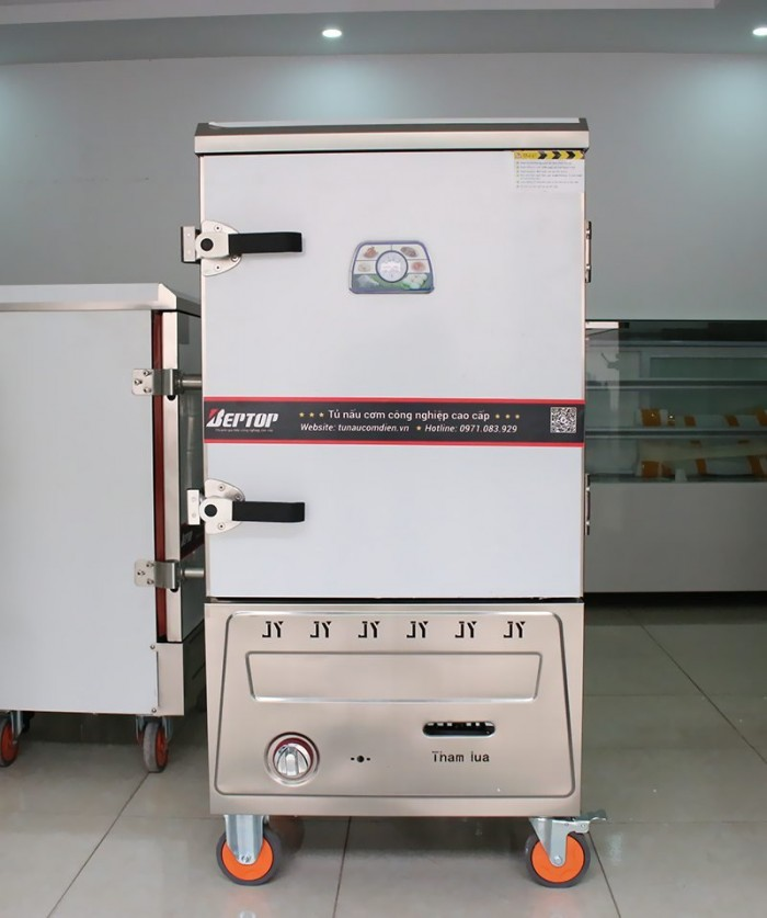 Tủ hấp đa năng INOX nhiều ngăn chuyên sử dụng hấp giò chả siêu bền giá rẻ nhất tại Hà Nam1