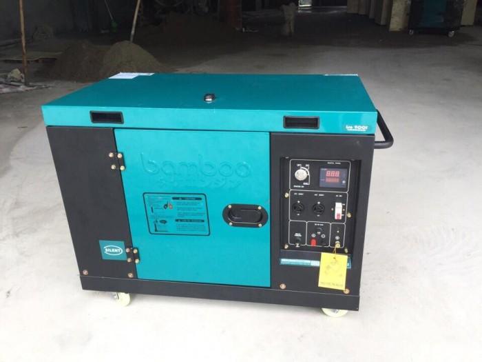 Chọn mua máy phát điện có vỏ chống ồn chạy dầu 8kW Nhật Bản giá rẻ nhất ở đâu tại Thanh Xuân2