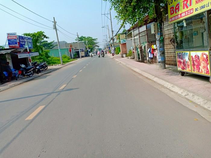 Bán đất Mặt Tiền đường Lê Văn Lương cách UBND Nhơn Đức 50m giá còn thương lượng