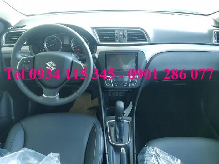 Bán xe hơi Suzuki Ciaz 5 chỗ   xe nhập khẩu Thái Lan   giá thành hấp dẫn 7