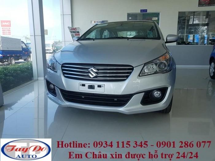 Bán xe hơi Suzuki Ciaz 5 chỗ   xe nhập khẩu Thái Lan   giá thành hấp dẫn 5