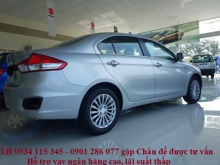 Bán xe hơi Suzuki Ciaz 5 chỗ   xe nhập khẩu Thái Lan   giá thành hấp dẫn 3