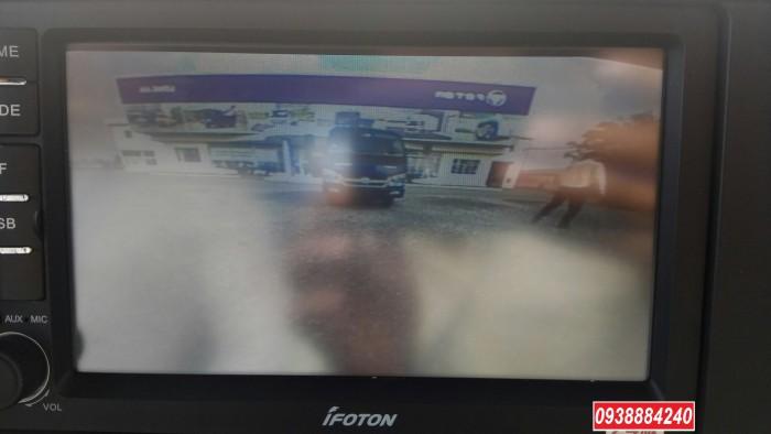 Bán xe tải Thaco Foton M4-350 euro 4 tải 3,5 tấn thùng 4,4m - Góp 80% Long An Tiền Giang Bến Tre 2
