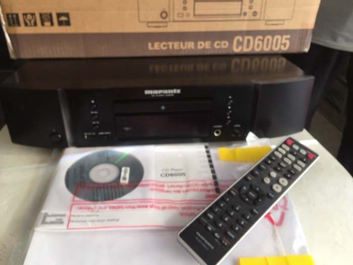 Chuyên bán CD marantz 6005 đẹp mới chọn về