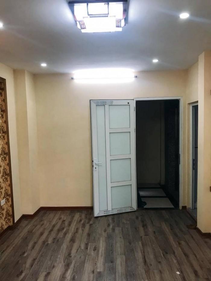 Quá rẻ! Nhà mới 5 tầng thang máy, Tam Trinh-Yên Sở-Mai Động.