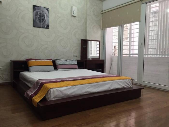 Nhà riêng đẹp Hồ Đền Lừ,quận Hoàng Mai, về ở luôn, DT 45m2, gần hồ, ngõ rộng, nội thất xịn
