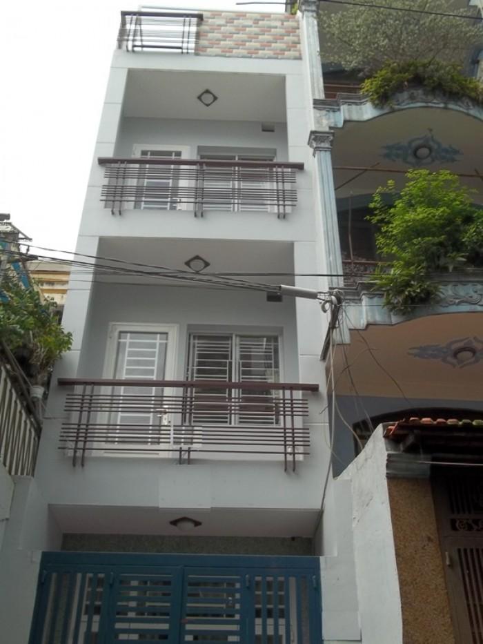 GẤP! Bán nhà Huỳnh Tấn Phát, Q7 79m2