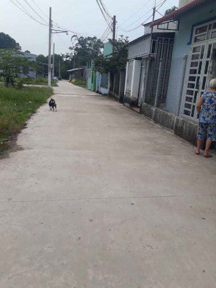 Bán đất đường Lê Quang Định tt Long Thành. 105m2, sổ riêng, thổ cư 100%.