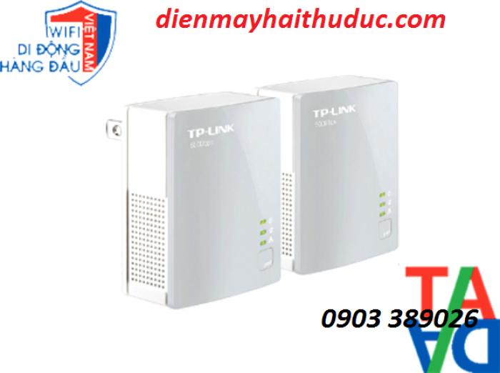 TP-Link TL-PA4010KIT Trọn bộ gồm có: 2 cục TP-LINK PA4010KIT, 2 sợi dây mạng 1m, hướng dẫn sử dụng có Tiếng Việt.