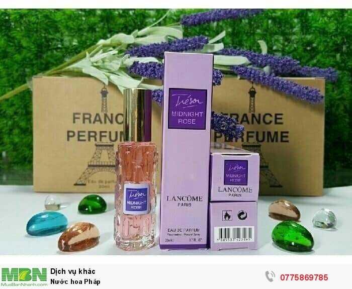 Nước hoa Pháp