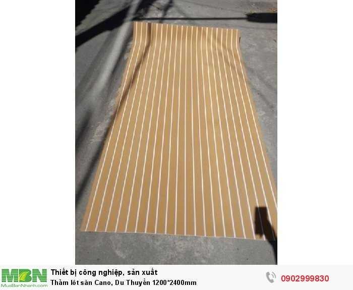 Thảm lót sàn Cano, Du Thuyền 1200*2400mm0