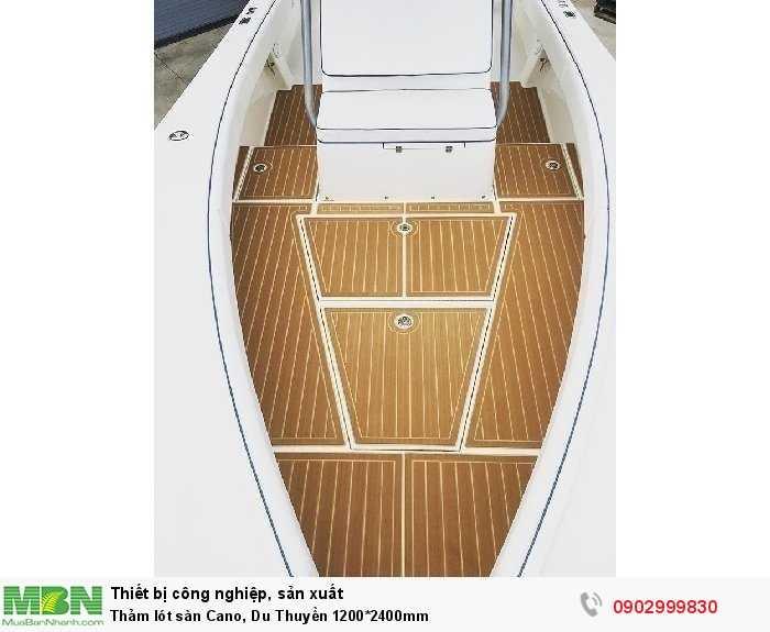 Thảm lót sàn Cano, Du Thuyền 1200*2400mm2