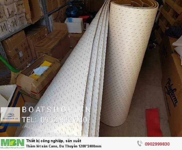 Thảm lót sàn Cano, Du Thuyền 1200*2400mm3