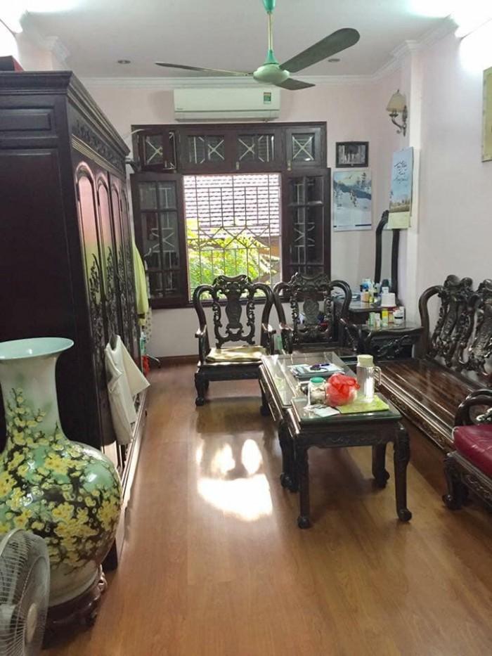 Nhà mặt phố Bùi Thị Xuân 31mX5t