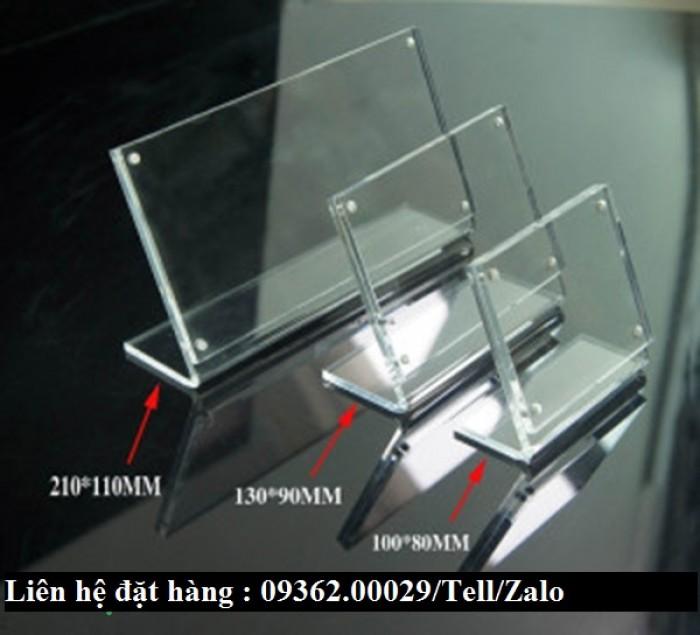 Biển chức danh để bàn bằng mica- Sản xuất tại quận Thanh Xuân22