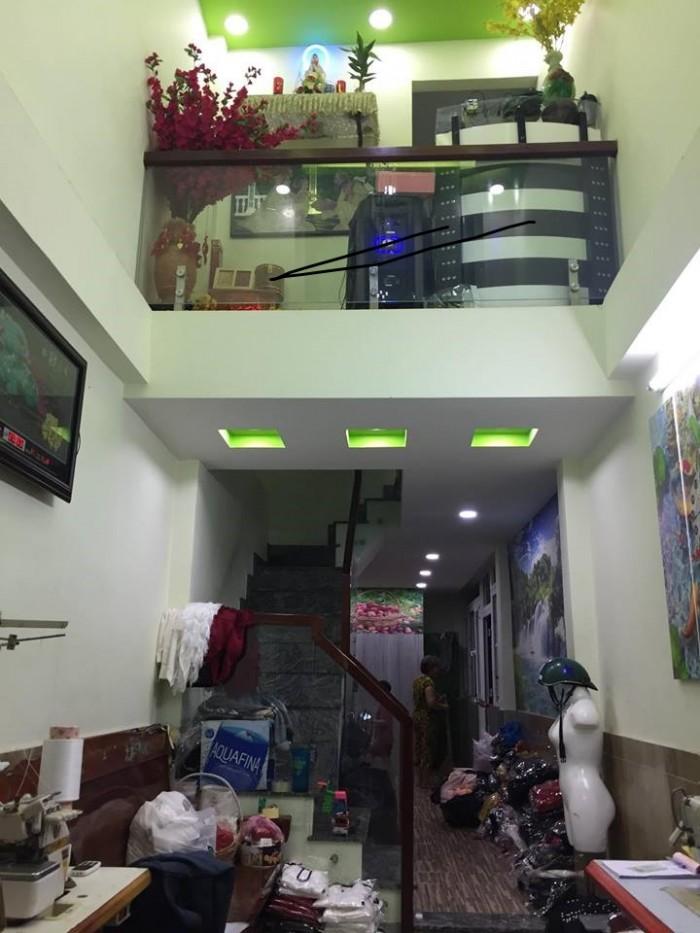 Bán gấp nhà HXH Bình Thạnh Phường 2 Đường Vũ Tùng 4.6 tỷ 48m2.