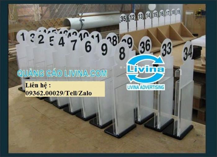 Biển số bàn mica- CUng cấp các loại biển số bàn giá rẻ4