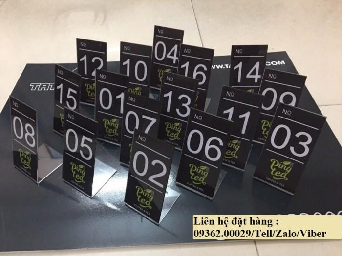 Biển số bàn mica- CUng cấp các loại biển số bàn giá rẻ17