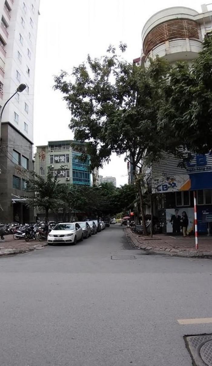 Bán nhà 65m2, 4 tầng, MT5m ở Nguyễn Thị Định, vừa ở vừa kinh doanh.