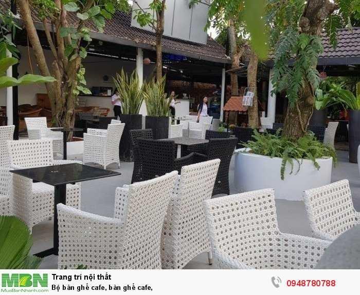Bộ bàn ghế cafe, bàn ghế cafe,2