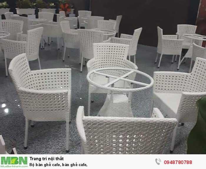 Bộ bàn ghế cafe, bàn ghế cafe,3