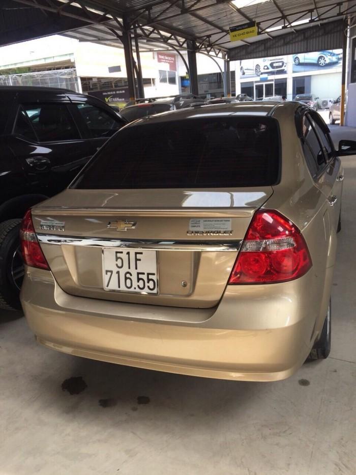 Bán Chevrolet Aveo 1.4L LT 2016 , có hỗ trợ trả góp , giá cả còn TL 5