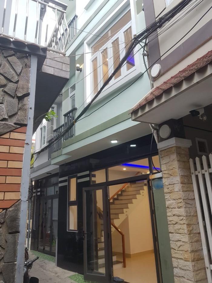 Nhà 3 tầng Kiệt Lê Duẩn, 3pn,3wc giá bao tốt