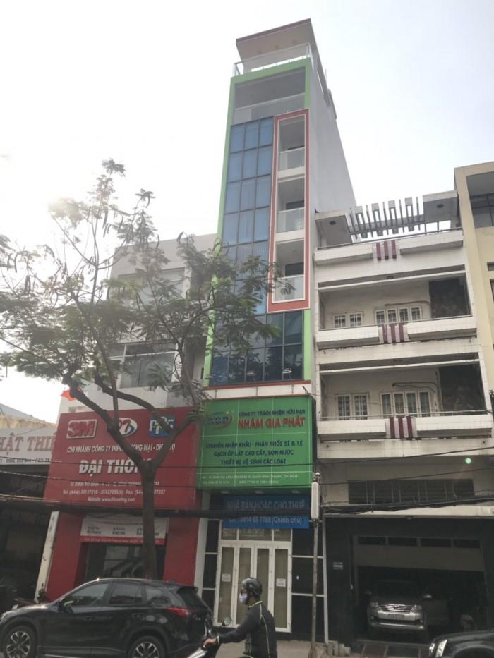 Building MT Đinh Bộ Lĩnh. 4x19. 7 Lầu.