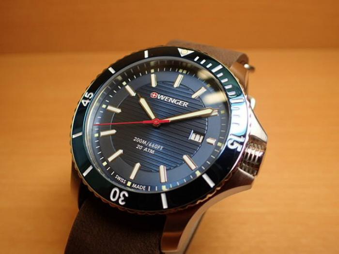 Đồng hồ nam Wenger 01.0641.1214