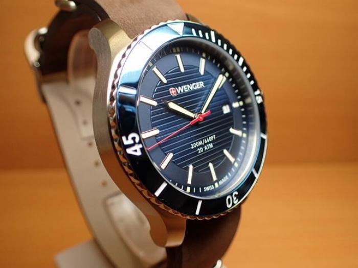 Đồng hồ nam Wenger 01.0641.1212