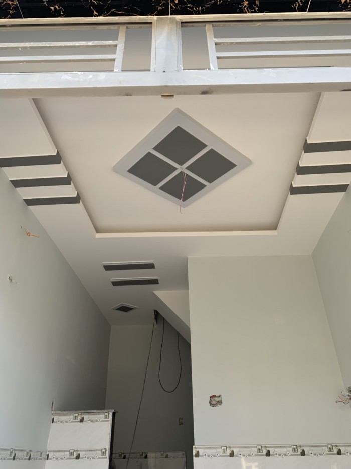 Bán nhà hẻm 2266 Huỳnh Tấn Phát, Nhà Bè, TP. HCM. DT 60m2, trệt 2 lầu, sổ hồng đsh, giá 1.22 tỷ