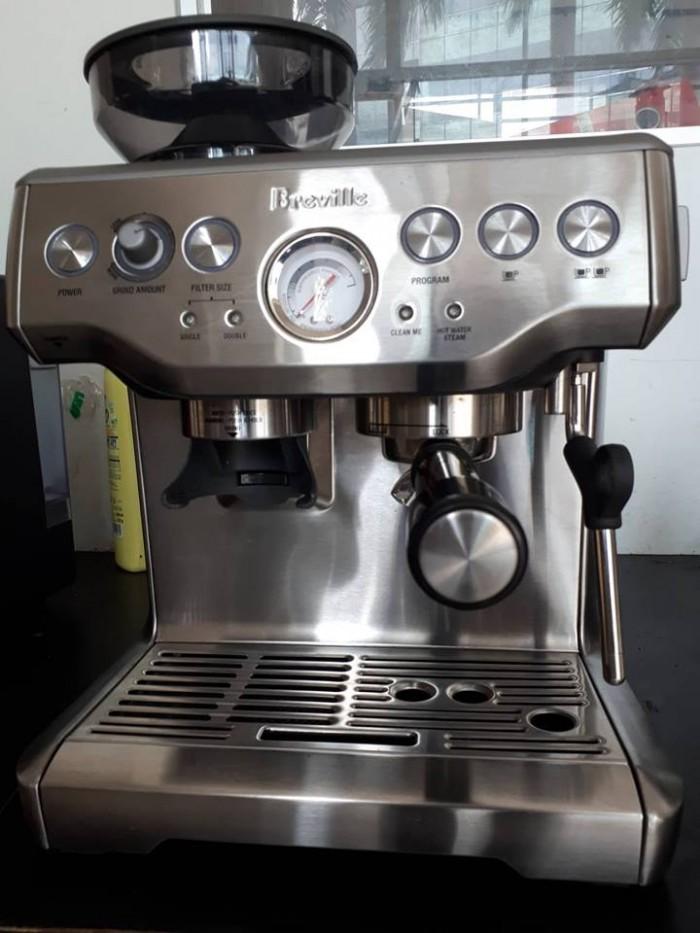 Thanh Lý Máy Pha Cafe Espresso Breville0