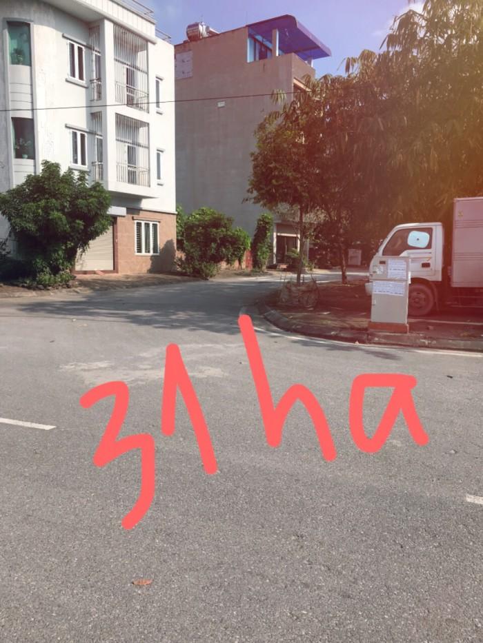 Bán lô góc 31ha Trâu Quỳ, đường 13m vỉa hè diện tích 79m2