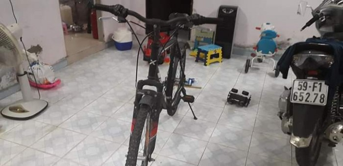 Xe đạp Xzite