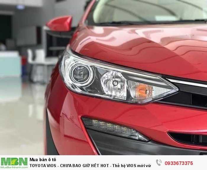 Toyota Vios - Chưa Bao Giờ Hết Hot - Thế Hệ Vios Mới Vừa Ra Mắt Cung Cấp Cho