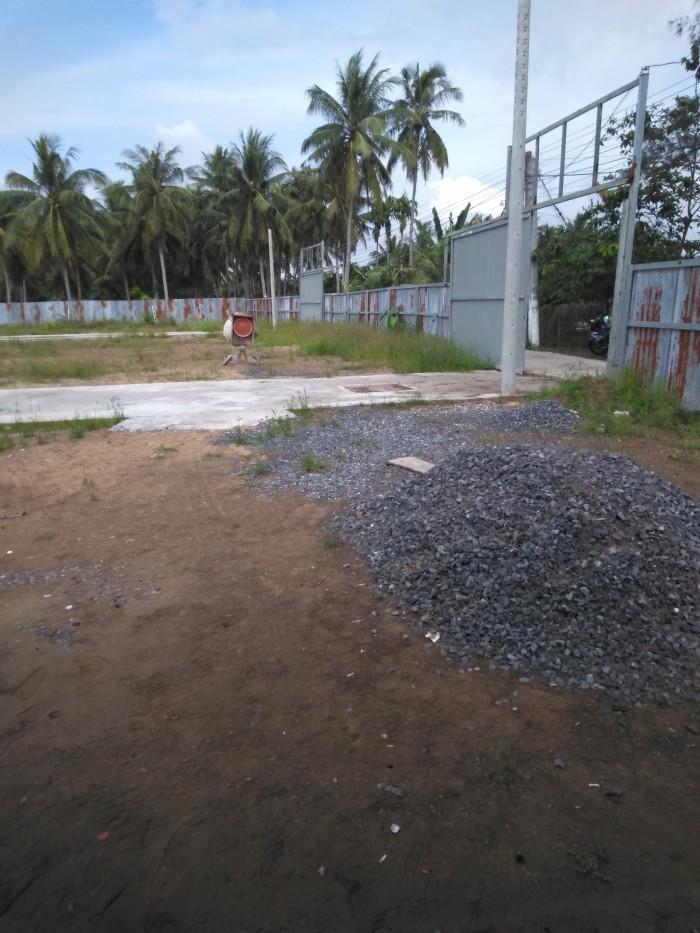 Đất nền Bến Tre KDC An Khánh