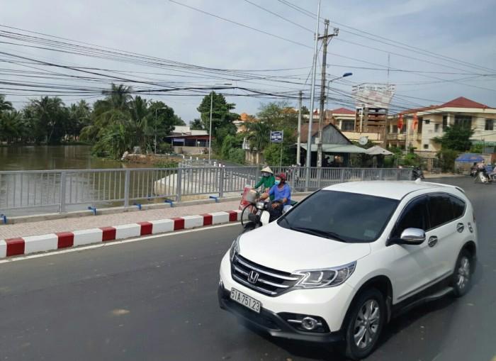 Bán đất mt QL50, Phong Phú, Bình Chánh