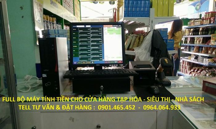 Bán máy tính tiền cho Tạp hóa tại Bắc Ninh Bắc Giang4