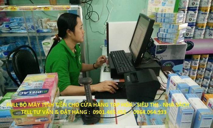 Bán máy tính tiền cho Tạp hóa tại Bắc Ninh Bắc Giang3