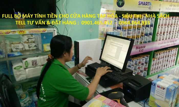 Bán máy tính tiền cho Tạp hóa tại Bắc Ninh Bắc Giang2