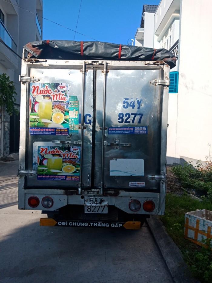 Xe tải Hyundai 1T25 đời 2008 zin, 100% không đâm đụng