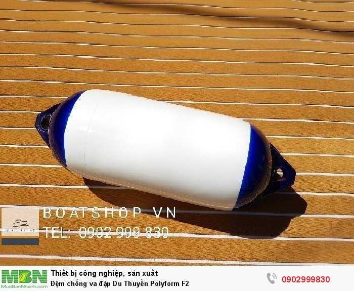 Đệm chống va đập Du Thuyền Polyform F2